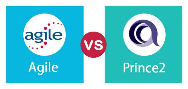 agile vs prince2