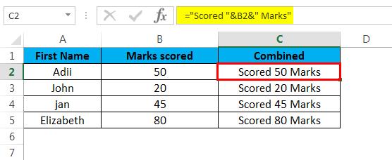 combine cells example 1.8