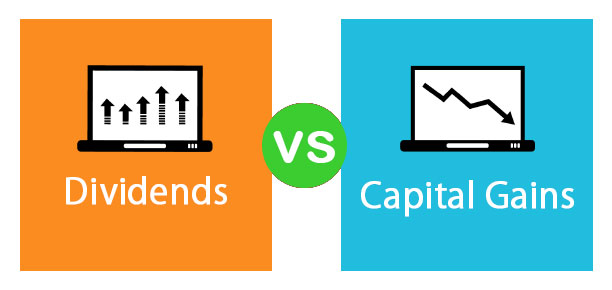 dividends vs capital gains