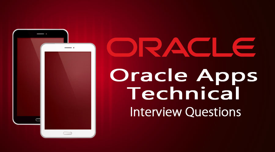 oracle apps technical interview questions