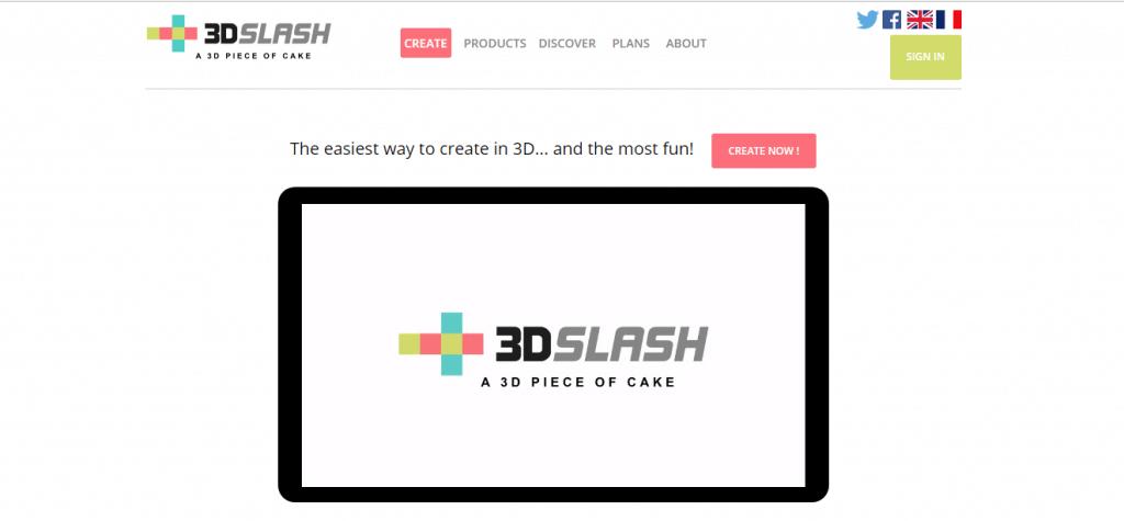5 3D Slash