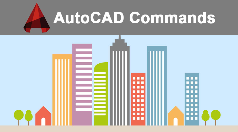 AutoCAD-commands