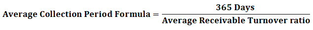 Average Collection Period Formula