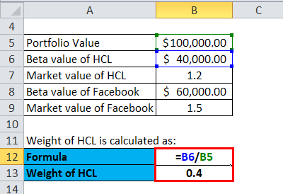 Calculation of Weight of HCL