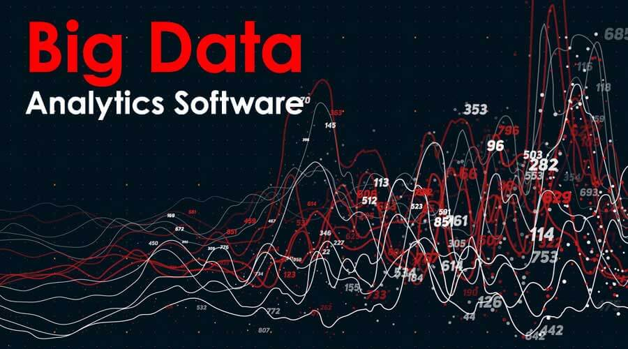 Big Data Analytics Software