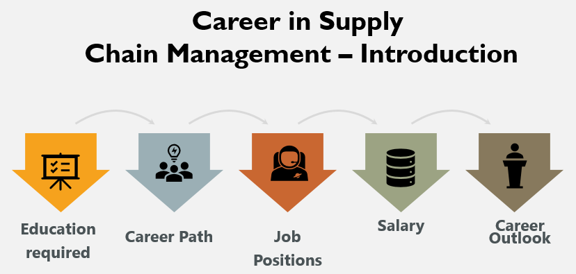 Career in Supply Chain Management – Introduction