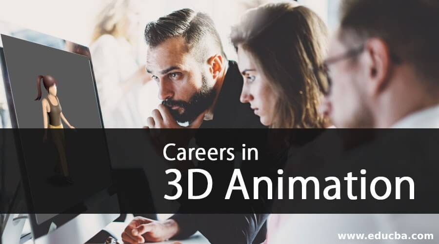 Careers in 3D Animation