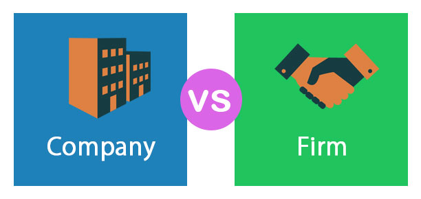 Company vs Firm