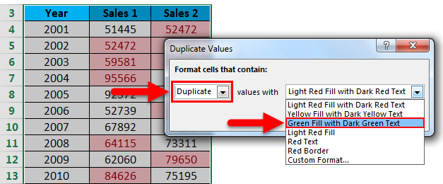 Compare Two Columns in Excel | How to Compare Two Columns?