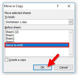 Move Copy