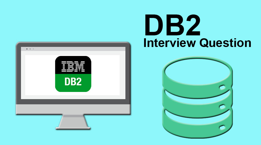 DB2 interview question