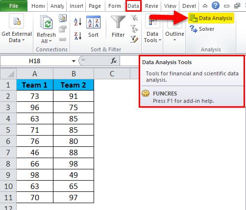 Data Analysis Example 1-2