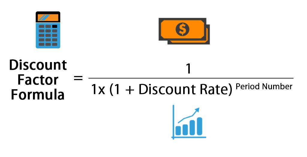 Discount Factor Formula