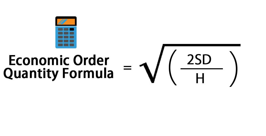 Economic-Order-Quantity-Formula