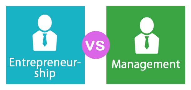Entrepreneurship vs Management