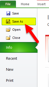 Excel Extensions Step 1-3