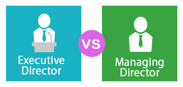 Executive Directo vs Managing Director