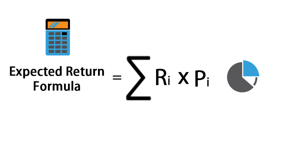 Expected Return Formula | Calculator (Excel template)