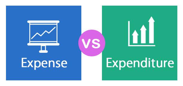 Expense vs Expenditure