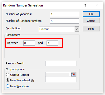 Generate Random Numbers Step 1-11