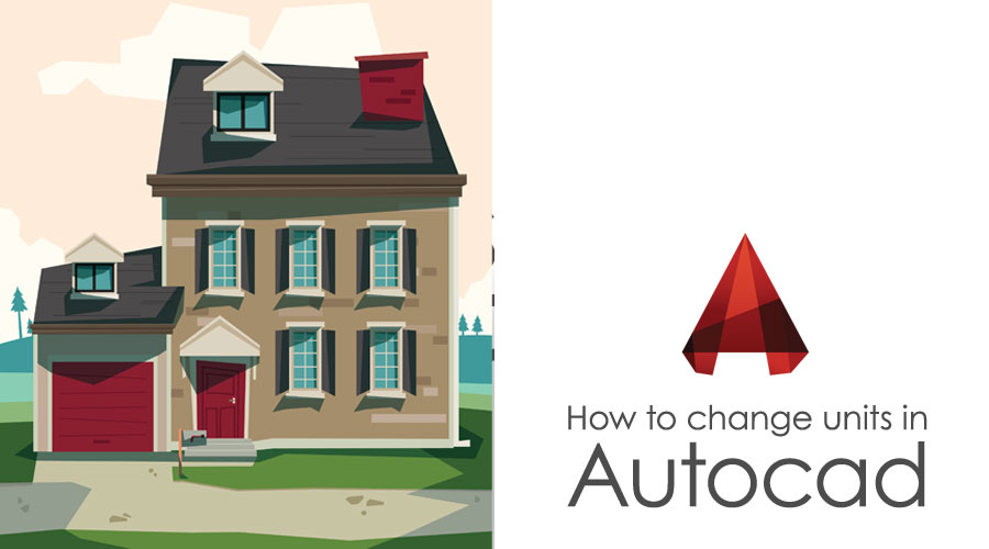 How to change units in Autocad | Basic concepts of units in