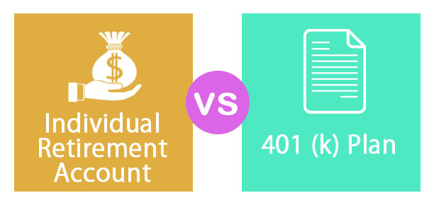 Individual-Retirement-Account-vs-401-(k)-Plan