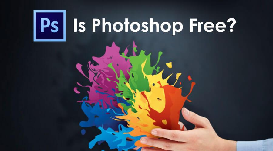 Is-Photoshop-Free