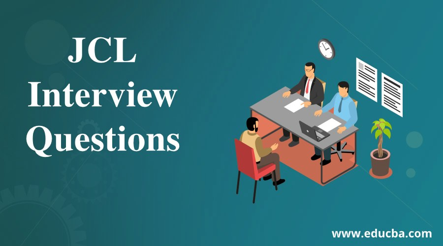 JCL Interview Questions