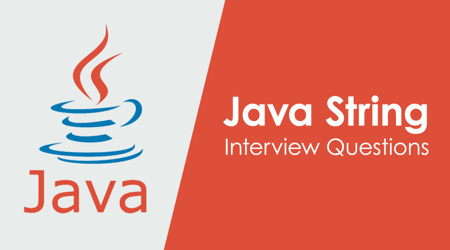 Java String interview question