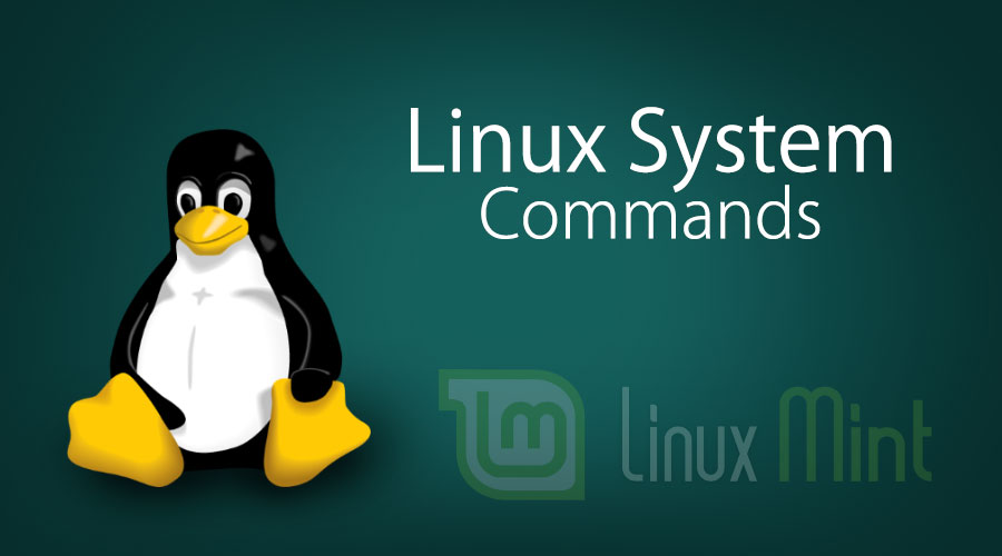 Linux System Commands