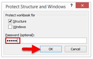 Protect Excel Workbook 1-3