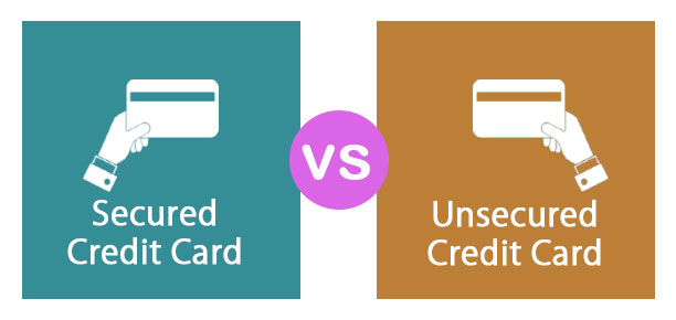 Secured Credit Card vs Unsecured Credit Card