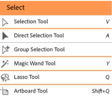 Select tool