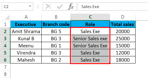 Strikethrough in Excel 2.5