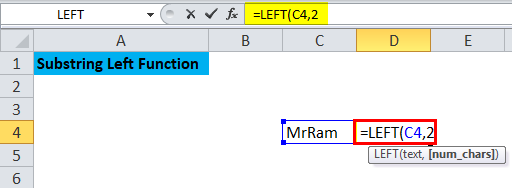Left Function 3