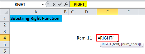 Substring Right Function 3