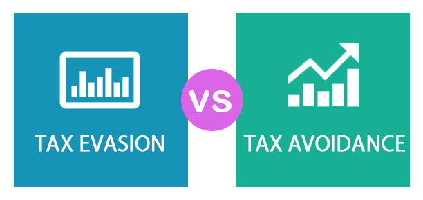 Tax Evasion vs Tax Avoidance