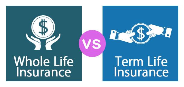 Whole Life Insurance vs Term Life Insurance