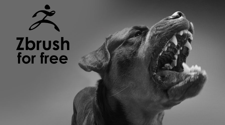 Zbrush-for-free