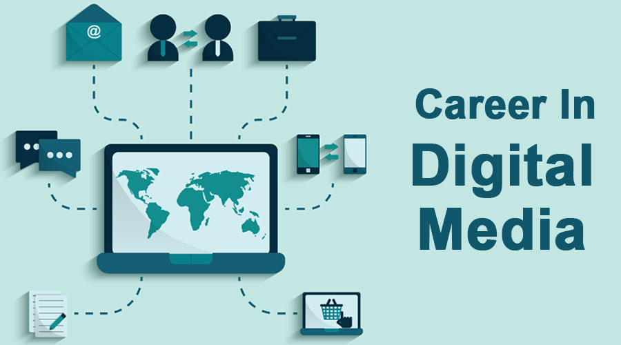 career in digital media