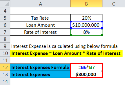 cost of debt example 2-2