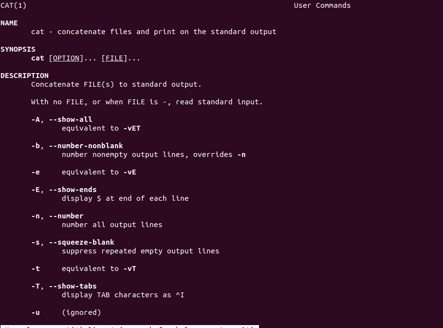 Basic Linux System Command 5