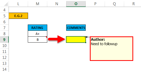 paste shortcut in excel.example 2.4