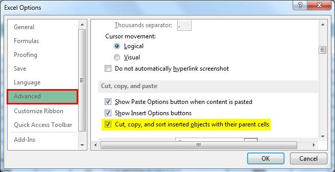 paste shortcut in excel.example 2.5