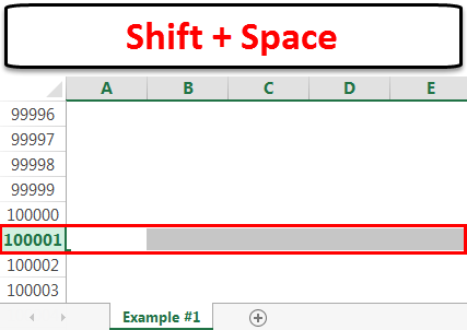row excel limit 4
