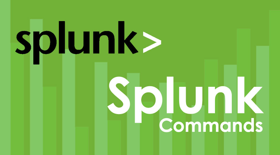 splunk commands