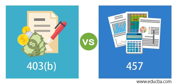 403(b) vs 457