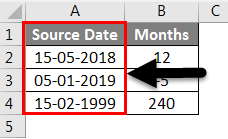 AMD in Excel example 2-2
