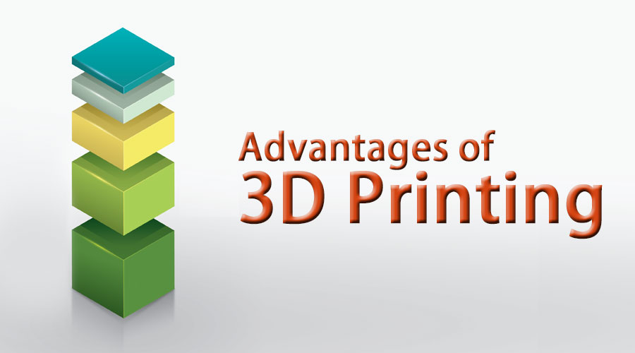 Image result for Advantages of 3D Printing