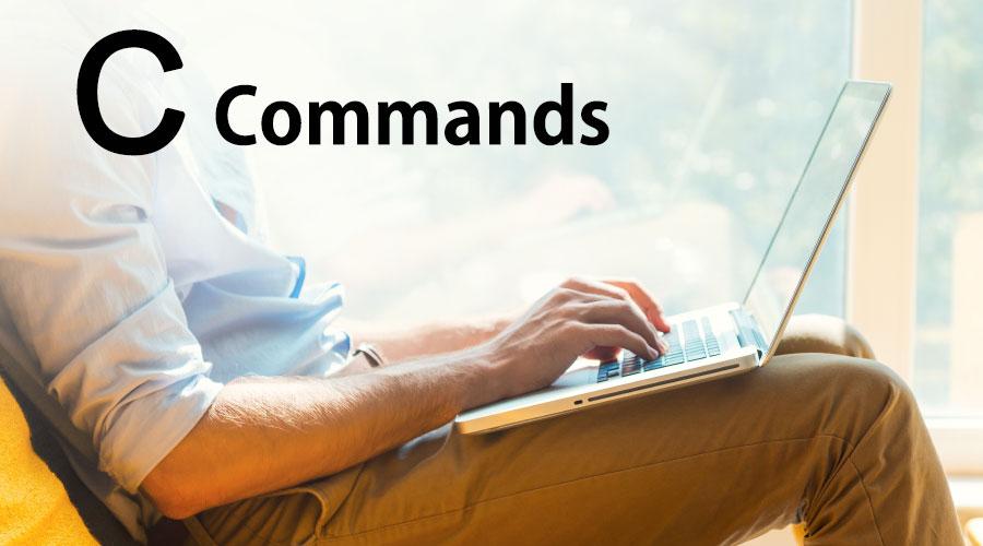 C-Commands